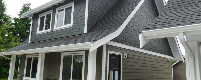 Siding Contractors Vancouver Cedar Siding Renovation